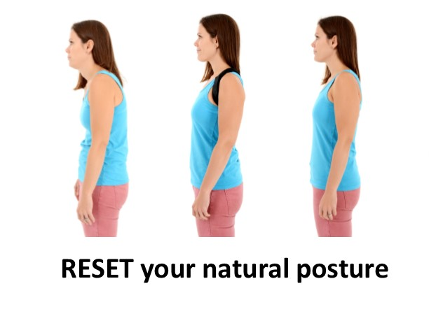 RESET your natural posture